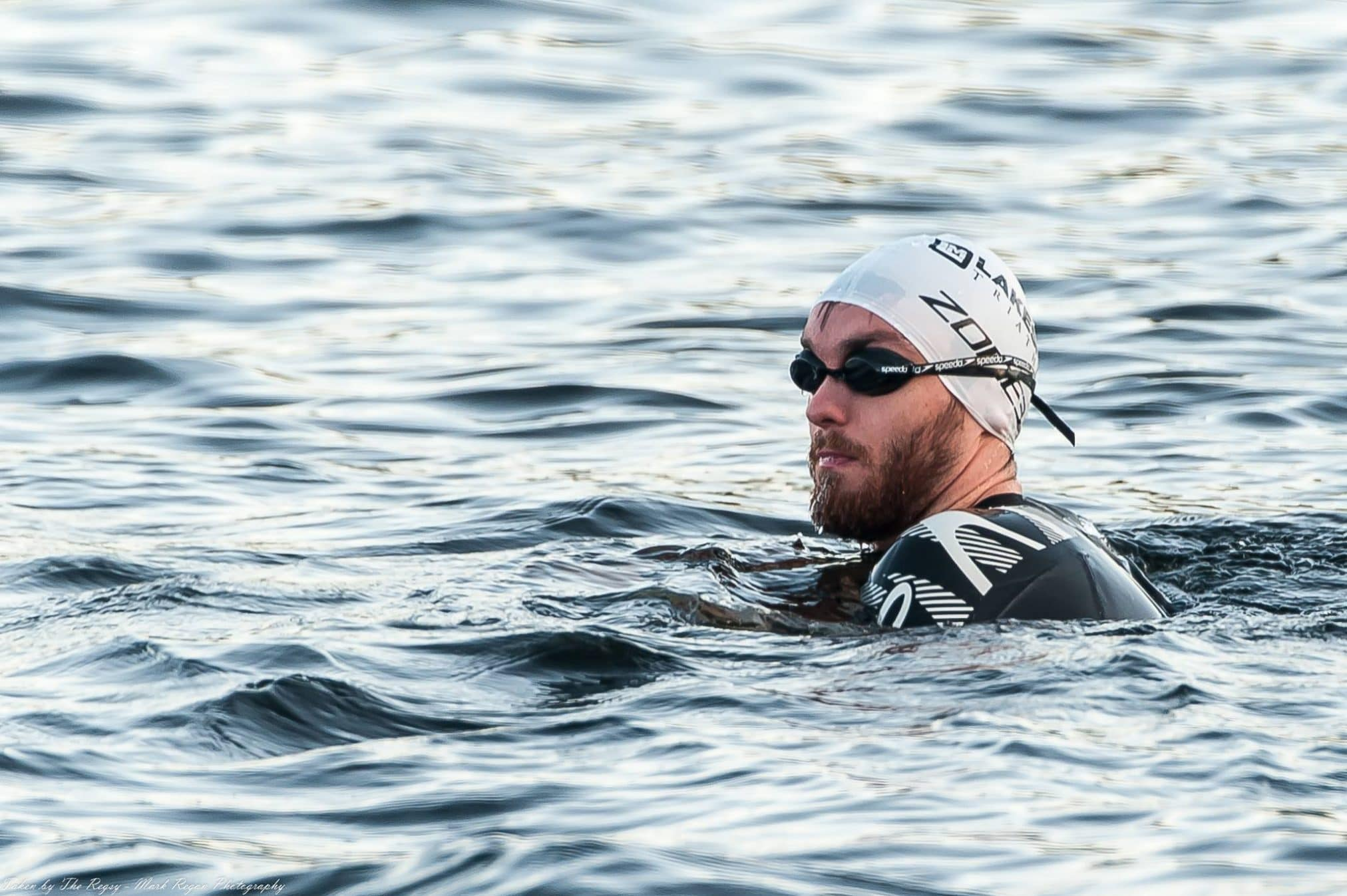 Matt Lakesman Swim Start